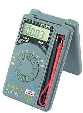 мультиметр хв-868 инструкция - фото 3