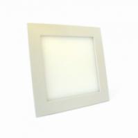 Светодиодный светильник Down Light 24W с каемкой квадратный Warm white