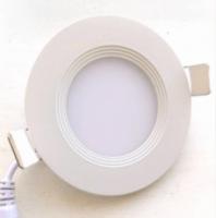 Светодиодный светильник Down Light 24W с каемкой Warm white