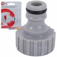 Адаптер для конектора 1/2 дюйма с внутренней резьбой 3/4 GE-1008 Intertool