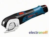 Аккумуляторные универсальные ножницы Bosch GUS 10.8 V-LI Professional (L-BOXX)
