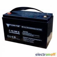 Аккумулятор Forte F12-100G 100Ah гелевый