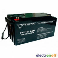 Аккумулятор Forte F12-150 AGM 150Ah