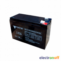 Аккумулятор Forte F12-7G 7Ah