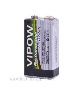 Аккумуляторная батарея Ni-Mh 9V 250mAh