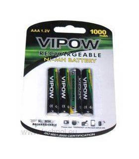 Аккумуляторная батарея Ni-Mh AA 2700mAh 4шт/блистер