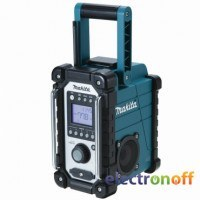 Аккумуляторный радиоприемник Makita BMR102