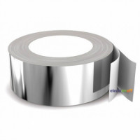 Алюминиевая фольга на клейкой основе ширина 50мм х 20м
