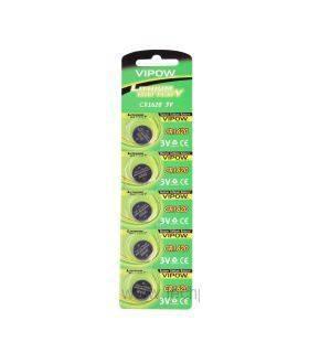 Батарея литий CR1620 5шт/блистер