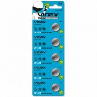 Батарейка литиевая CR1620 5pcs BLISTER CARD