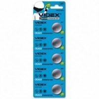 Батарейка литиевая CR2025 5pcs BLISTER CARD