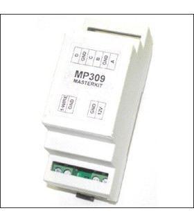 Блок 4-канального АЦП MP309