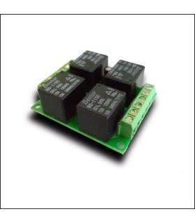 Блок коммутации (4 канала)  MP701