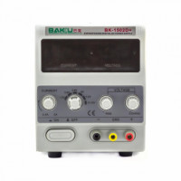 Блок питания лабораторный BK-1502D+ (0...15V 0...2A) цифровой
