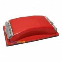 Брусок для шлифования 85 x 165 мм металлический зажим для быстрой и надежной фиксации HT-0001 Intertool