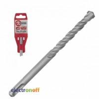 Бур SDS PLUS S4 12 x 800 мм SD-1280 Intertool