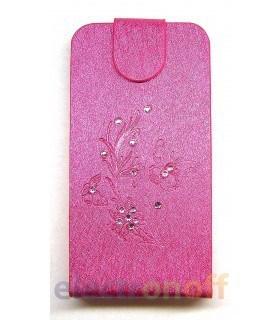 Чехол Fashion Case crystal для iPhone 4