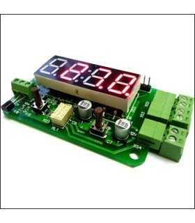 Цифровой термометр/термостат MP8037R