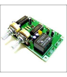 Циклический таймер 1...180 минут/секунд 220В/200Вт NF251