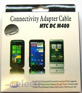 Data кабель HTC DC M400