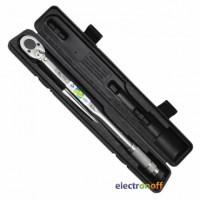 Динамометрический ключ 1/4 дюйма, 2-24 NM XT-9001 Intertool
