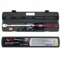 Динамометрический ключ электронный XT-9021 Intertool 1/2 дюйма 68-340 NM