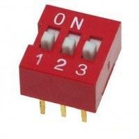 DIP переключатель, 3 секции (DS-03)