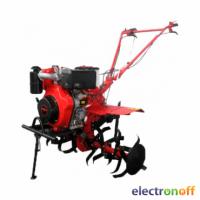 Дизельный-культиватор-Forte-1050E-(колеса-10-дюймов,-6лс)