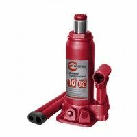 intertool Домкрат столбик одноштоковый 10 т INTERTOOL GT0025