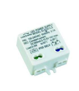 Драйвер ELP-3X1LS (220V --> 3…10.5V для LED 350 mA)