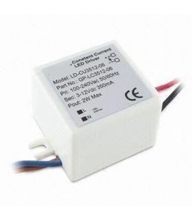 Драйвер LC7012-06 (220V -->3…5V для LED 700 mA)