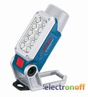 Аккумуляторный фонарь Bosch 10.8 В GLI DeciLED Professional