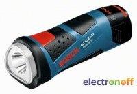 Аккумуляторный фонарь Bosch 10.8 В GLI PocketLED Professional