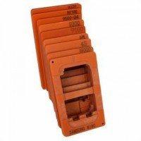 Форма SCOTLE для Nokia N900, для фиксации комплекта дисплей + тачскрин при склеивании