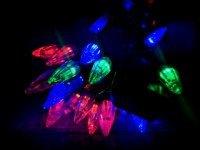 Гирлянда-нить K 5м 40 led многоцветная