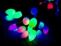 Гирлянда-нить L 5м 40 led многоцветная