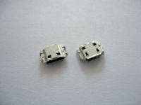 Гнездо micro USB тип 2