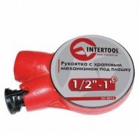 Храповый механизмом под плашку 1 1/2 дюйма-2 дюйма SD-8017 Intertool