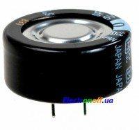 Ионистор 1F 5.5V d21 h7,5
