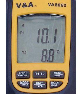 Измеритель температуры VA8060