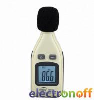 Измеритель уровня шума Benetech GM1351