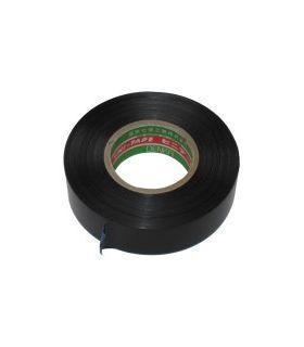 Изолента электротехническая 0.1мм х 19мм, черная (25м)