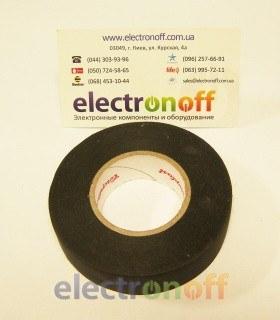 Изолента тканевая Coroplast 19мм (25м)