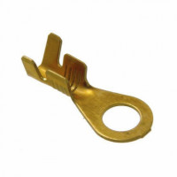 Клемма кольцевая 5 мм, неизолированная