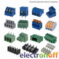 Клеммник KLS 2х-контактный, шаг-5мм (KLS2-128-500-02P-14-C)
