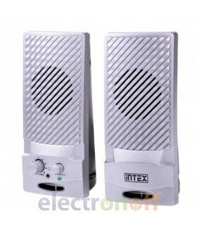 Колонки компьютерные INTEX IT-320W