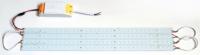 Комплект светодиодных линеек для замены люминесцентных ламп (28Вт)
