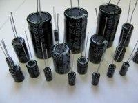 Конденсатор электролитический 220µF 25V 105°C d8 h12 (10шт)