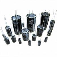 Конденсатор электролитический 220µF 400V 105°C d30 h25