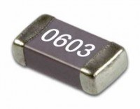Конденсатор керамический 0603 1pF 50V NPO ±0.25pF (100шт)